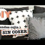 Diy funda cojin